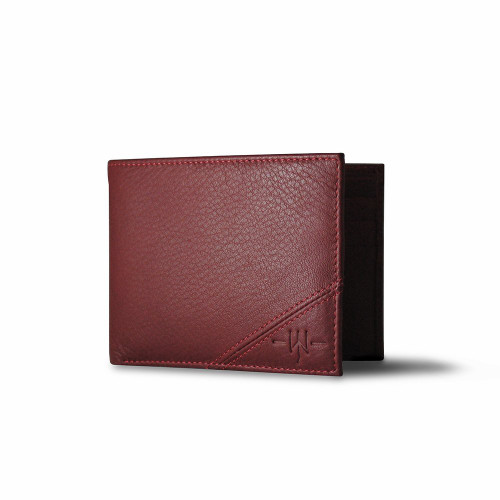 WHITELEY - Oxford Scholar Red Wallet