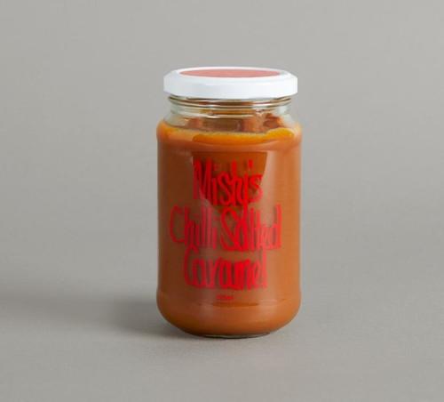 MISTY'S SALTED CARAMEL - Chilli Salted Caramel