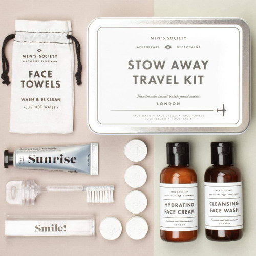 MEN'S SOCIETY - Stow away Kit