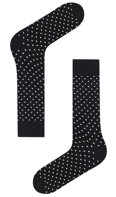 OTAA - Balck Polka Dot Socks