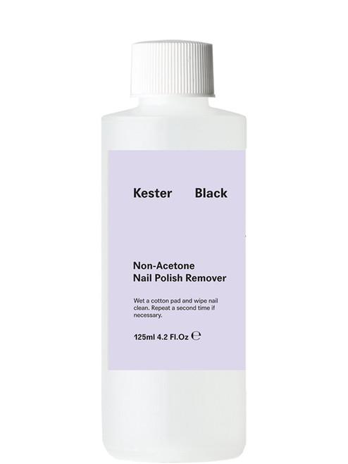 KESTER BLACK - Remover - Non-Acetone Nail Polish Remover
