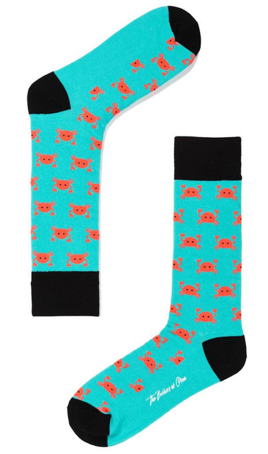 OTAA - Christmas Island Crab Socks