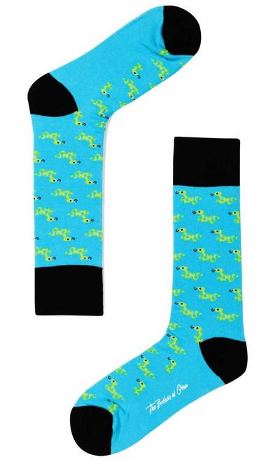OTAA - Blue Island Gummy Snake Socks