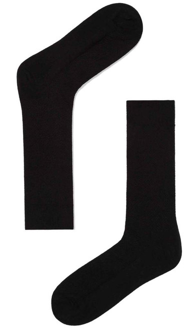 OTAA - Black Textured socks