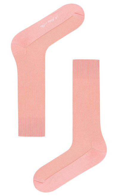 OTAA - Peach Textured Socks