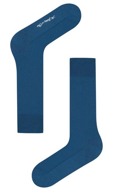 OTAA - Marine Blue Textured Socks