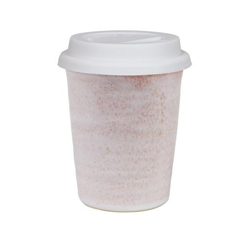 ROBERT GORDON -  Large Carousel Cup in Rose Quartz