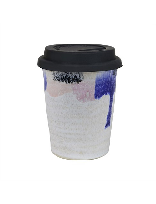ROBERT GORDON -  Large Carousel Cup in Blue Melt