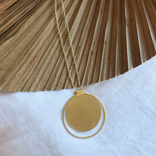 INARTISAN - DORA NECKLACE - GOLD