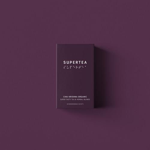 SUPERTEA -  Chai Krishna Organic Tea