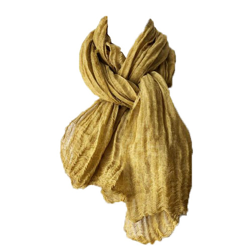 RAYELL - Scarf in Gold
