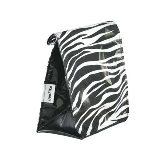 BEN ELKE - Zebra Lunch Bag