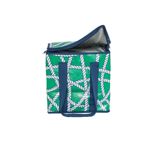 PROJECT TEN - Insulated Shopping Tote in Ropes