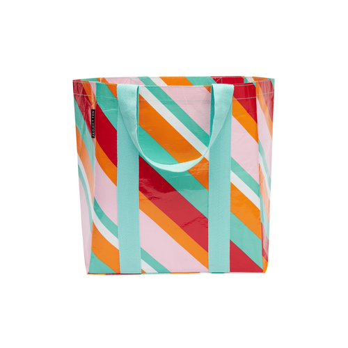 PROJECT TEN - Shopper in Candy Stripe