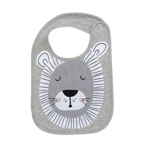 MISTER FLY KIDS - Lion Face Bib