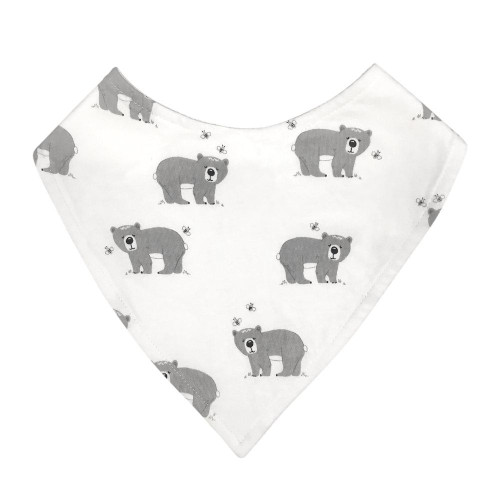 MISTER FLY - Bear Dribble Bib