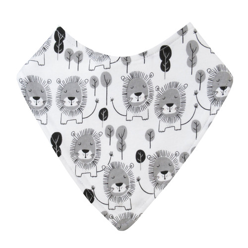 MISTER FLY - Lion Dribble Bib