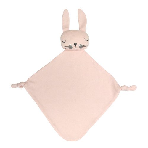 MISTER FLY -  Pink Bunny Comforter