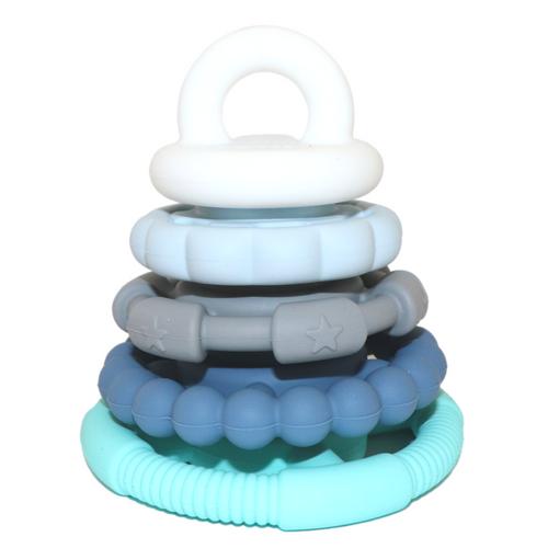 JELLYSTONE - Ocean Stacker Teething Toy