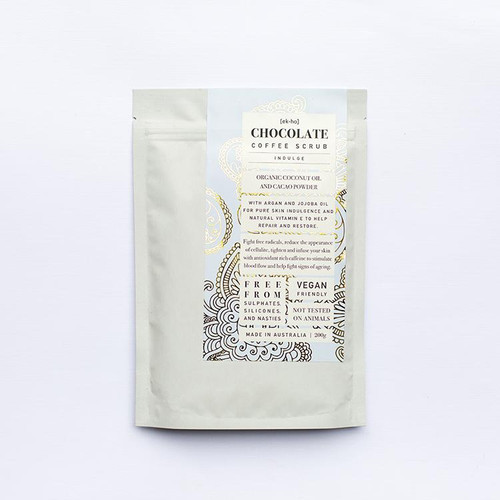 EK-HO - Chocolate Coffee Scrub 200g