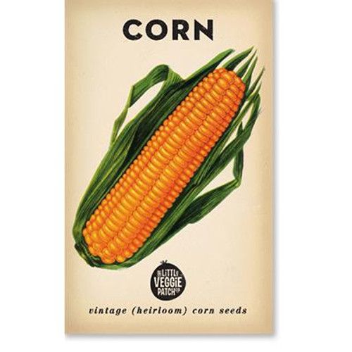 LITTLE VEGGIE PATCH CO. - Corn 'Sweet' Seeds