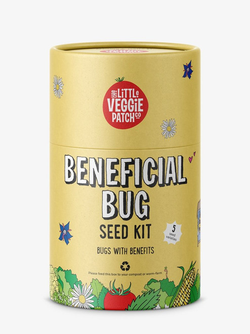 LITTLE VEGGIE PATCH CO. - Beneficial Bug Seed Kit