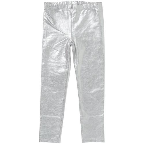 KIP & CO - Silver Lurex Leggings