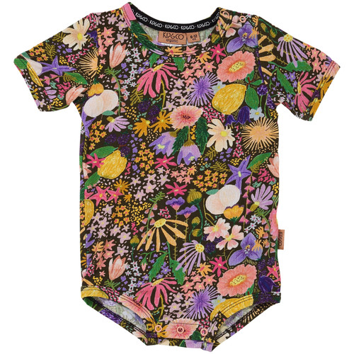 KIP & CO - Meadow Organic Short Sleeve Romper