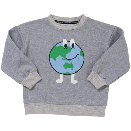 KIP & CO - Earthling Vintage Wash Kids Sweater