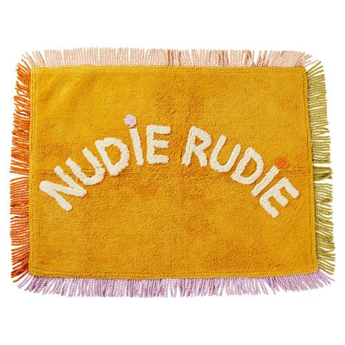 SAGE & CLARE - Tula Nudie Bath Mat - Xmas Edition