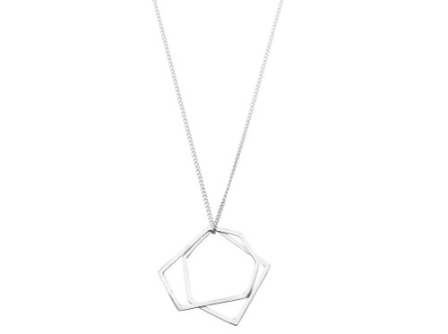 SHABANA JACOBSON - Geometric Necklace 2