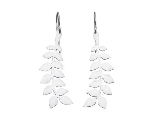 SHABANA JACOBSON - Leaf Earrings