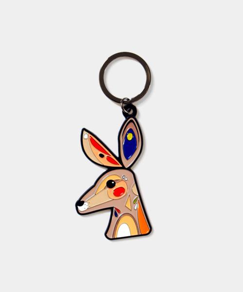 PETE CROMER - Kangaroo Key Chain