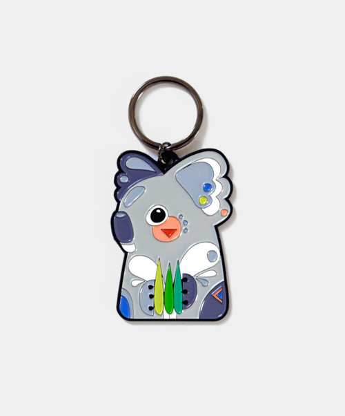 PETE CROMER - Koala Key Chain