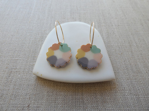 ANDO - Kaleidoscope Earrings