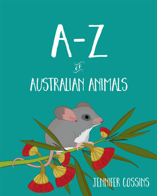 A-Z of Australian Animals -