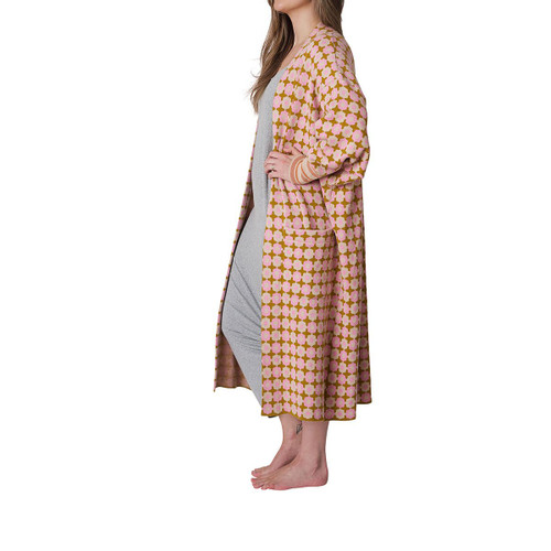 SAGE AND CLARE - Jada Jacquard Robe