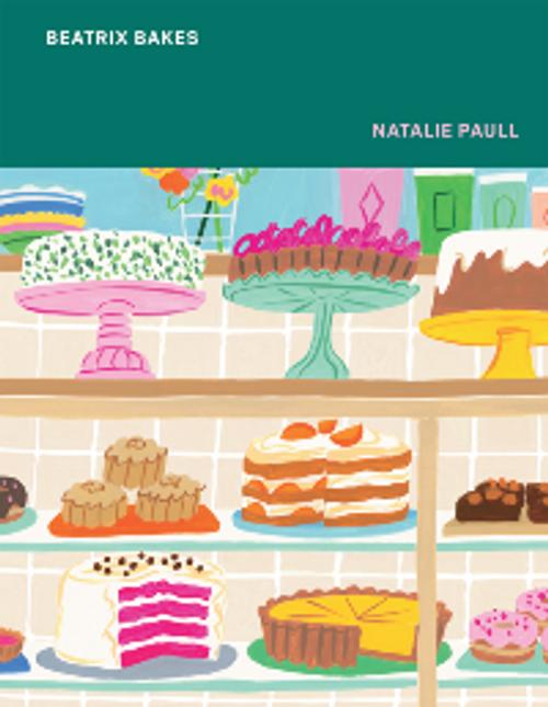 BEATRIX BAKES - Bakebook by Natalie Paull