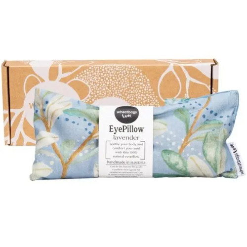 WHEATBAGS LOVE - EYE PILLOW - BANKSIA SKY