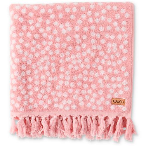 KIP & CO - Strawberry Lamington Bath Towel