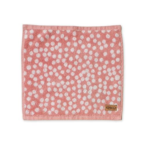 KIP & CO - Strawberry Lamington Face Washer