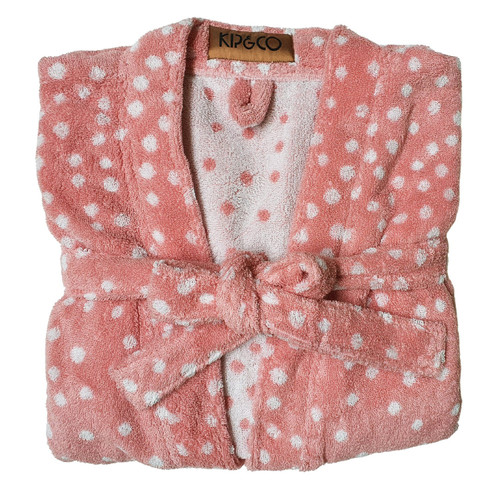 KIP & CO - Strawberry Lamington Bath Robe