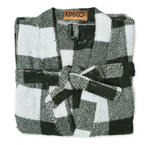 KIP & CO - Ivy Tartan Bath Robe