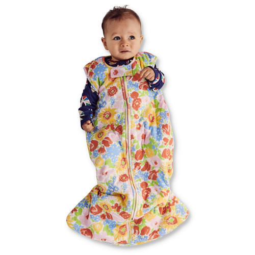 KIP & CO - Spring Pollen Sleep Bag - 2.5 Tog 3-12Mths