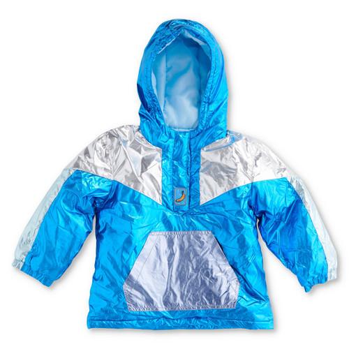 KIP & CO - Blue Steel Spray Jacket