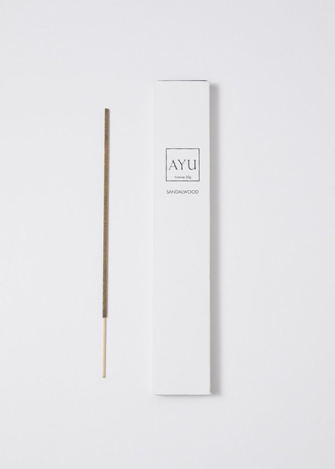 AYU - Sandalwood - Incense 20g
