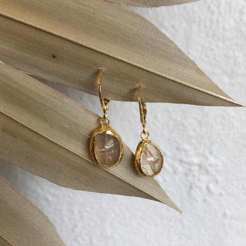 INARTISAN - Elara Huggie Earrings
