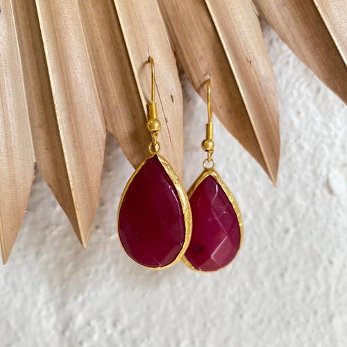 INARTISAN - Esra Single Drop Earrings