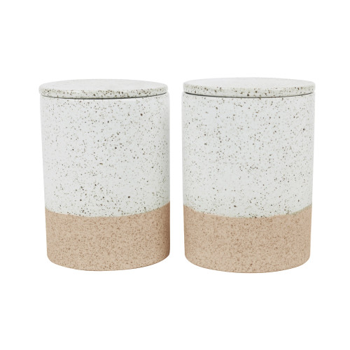 ROBERT GORDON - Canister Set of Two