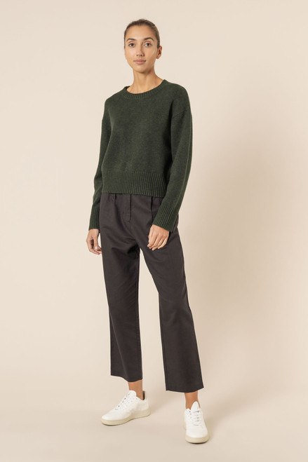 NUDE LUCY - Ari Knit in Forest